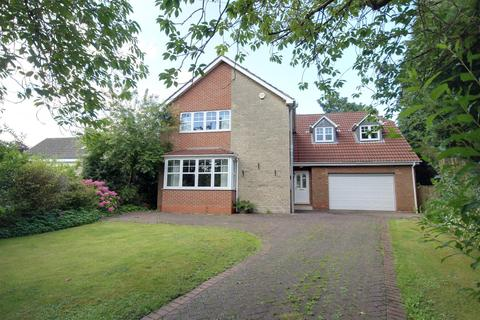 5 bedroom detached house for sale - The Fairway, West Ella, Hull