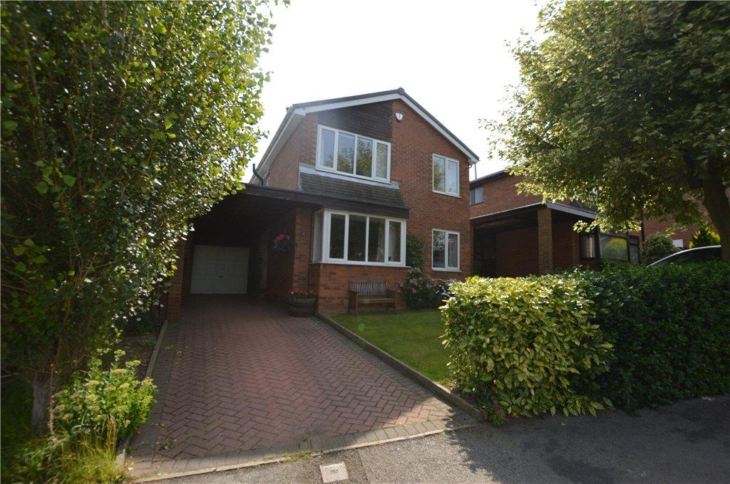 4 Bedrooms Detached House for sale in Dovedale Close, Crofton, Wakefield, West Yorkshire