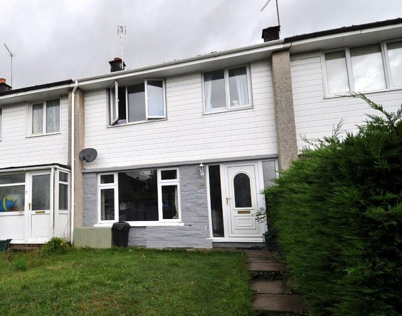 3 Bedrooms Terraced House for sale in St Donats Close, Dinas Powys, The Vale Of Glamorgan. CF64