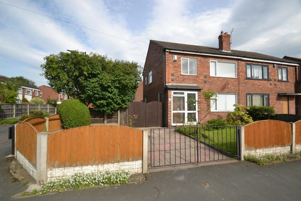 3 Bedrooms Semi Detached House for sale in Wythenshawe Road, Sale