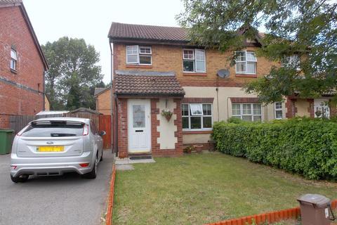 3 bedroom semi-detached house for sale - De Havilland Road, Cardiff