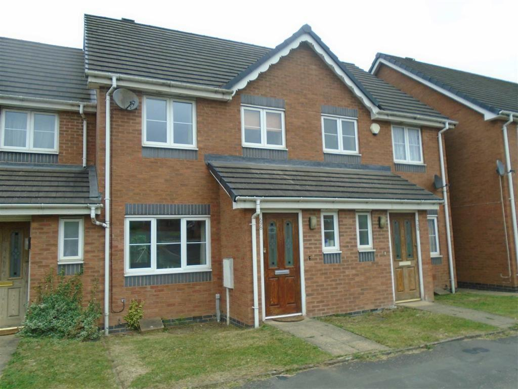 3 Bedrooms Terraced House for sale in Kingswood Road, Stockingford, Nuneaton, Warwickshire, CV10