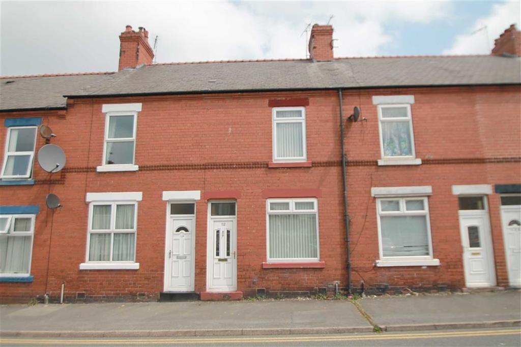 2 Bedrooms Terraced House for sale in Rhosddu Road, Wrexham