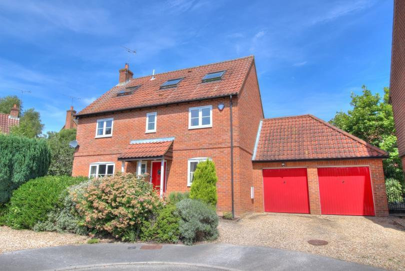 6 Bedrooms Detached House for sale in Bramble Hill, Valley Park, Chandlers Ford