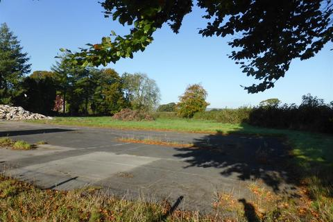 Plot for sale - Llanarthney, Carmarthen