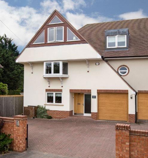 5 Bedrooms Semi Detached House for sale in Tiddington Road, Stratford-upon-Avon, CV37