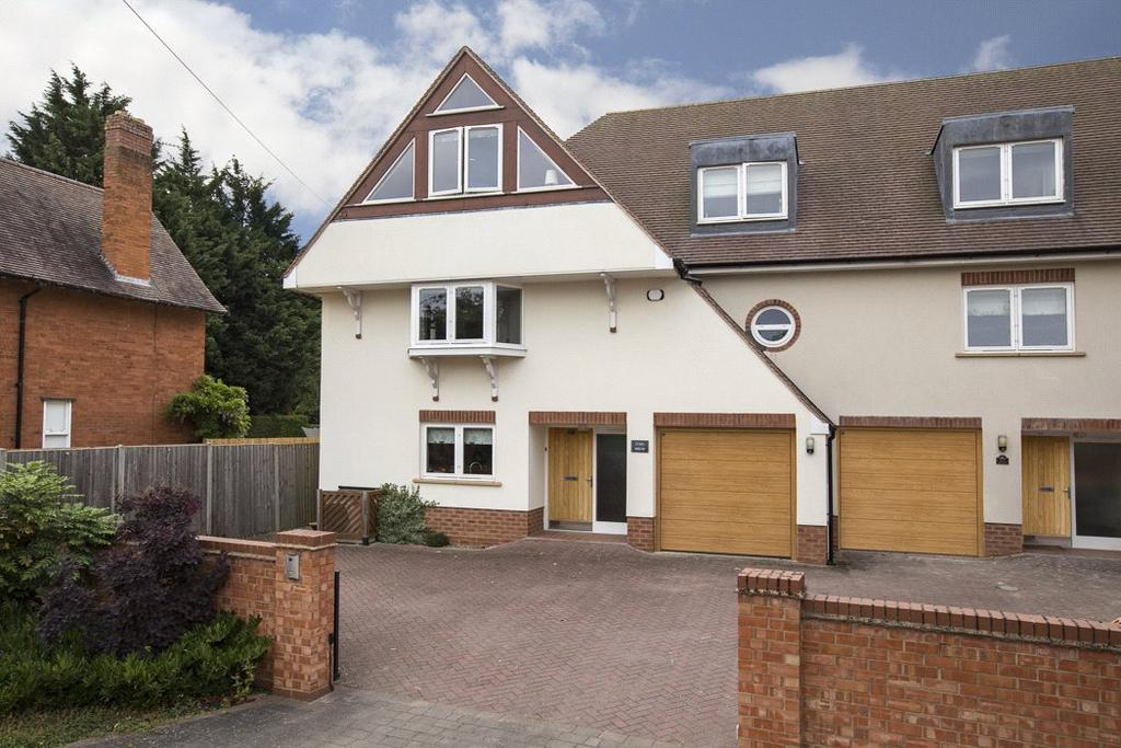5 Bedrooms Semi Detached House for sale in Tiddington Road, Stratford-upon-Avon, CV37