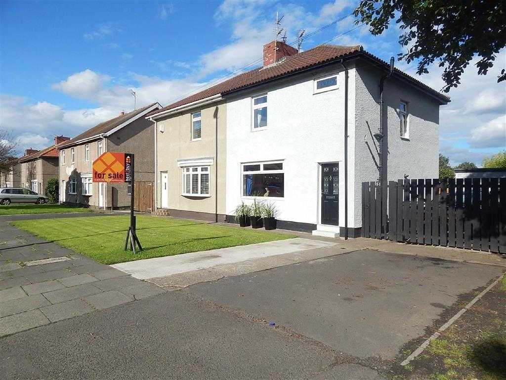 3 Bedrooms Semi Detached House for sale in Park Lane, Shiremoor, Tyne And Wear, NE27