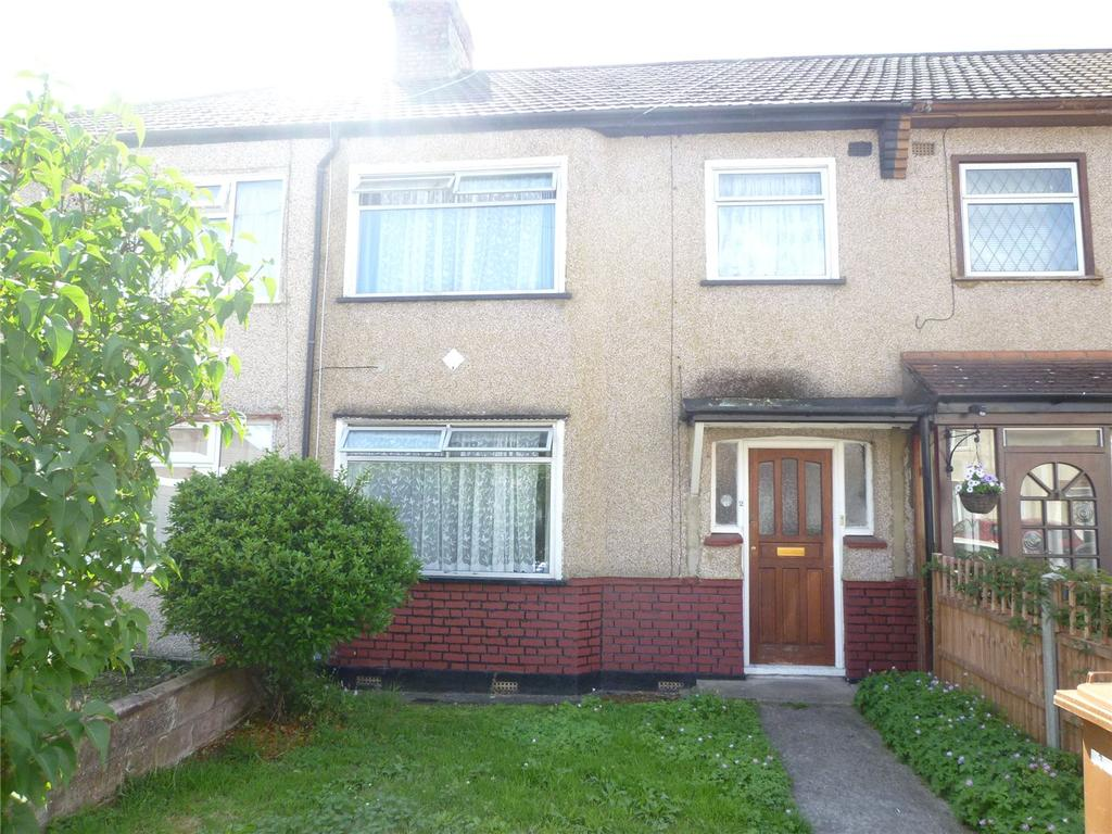 3 Bedrooms Terraced House for sale in Walton Close, Harrow, Middx, HA1