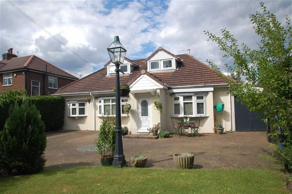 4 Bedrooms Detached Bungalow for sale in Linney Road, Bramhall, Cheshire