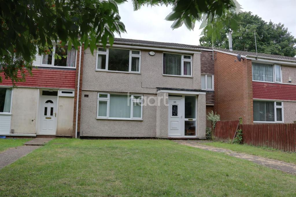 4 Bedrooms Terraced House for sale in Glenlivet Gardens, Clifton, Nottinghamshire