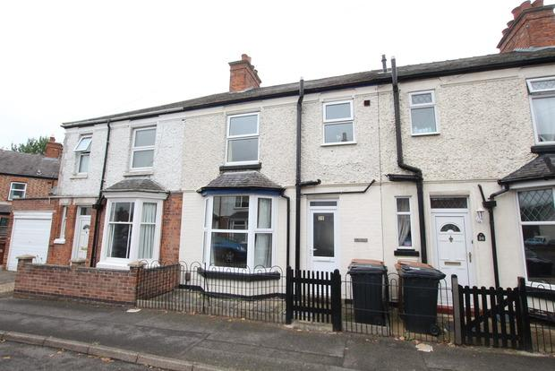 3 Bedrooms Terraced House for sale in Algernon Road, Melton Mowbray, LE13