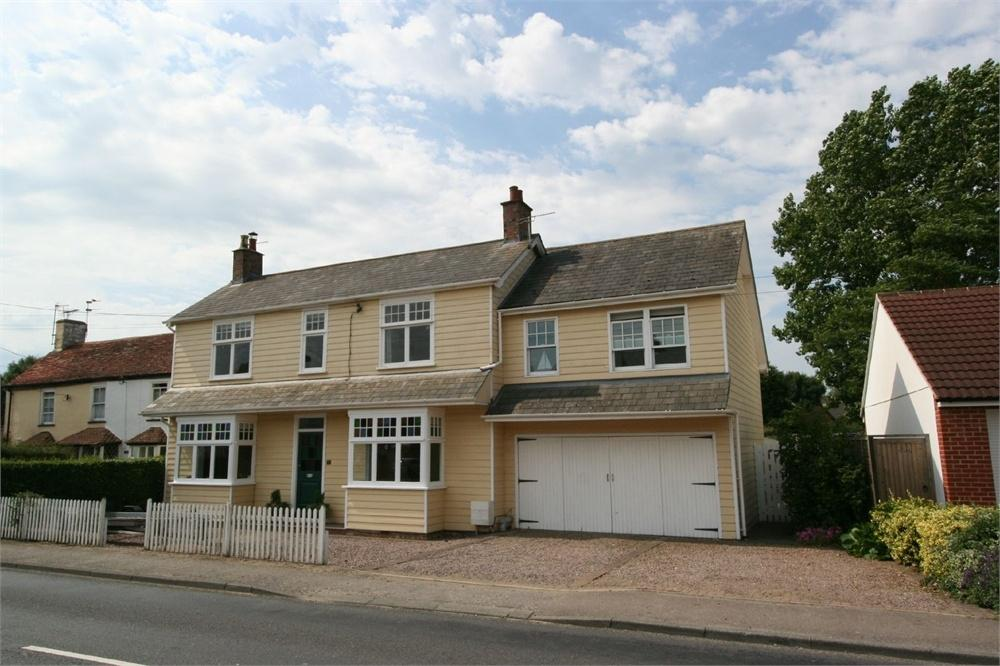 5 Bedrooms Detached House for sale in Thorpe Road, Kirby Cross, FRINTON-ON-SEA, Essex
