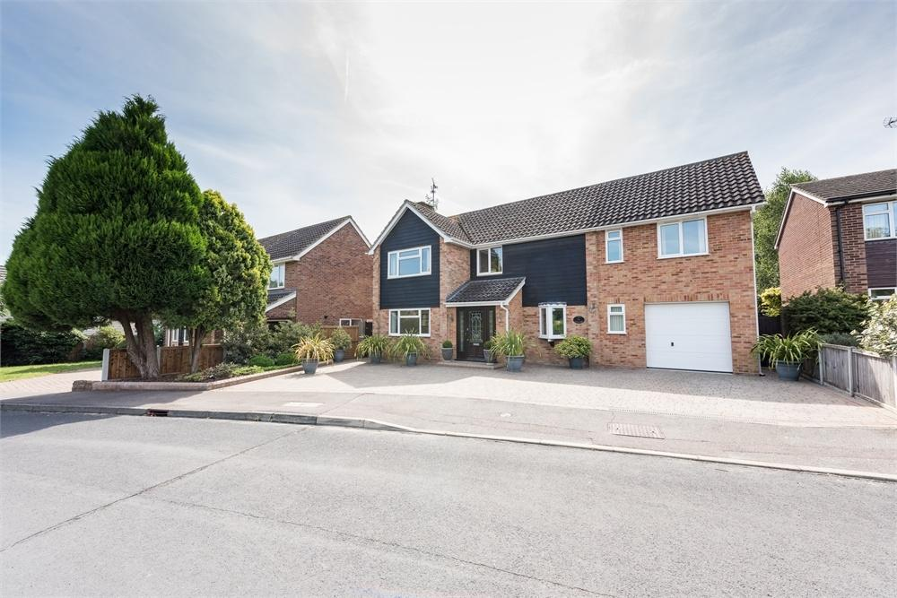 6 Bedrooms Detached House for sale in Meadway, Gosfield, HALSTEAD, Essex