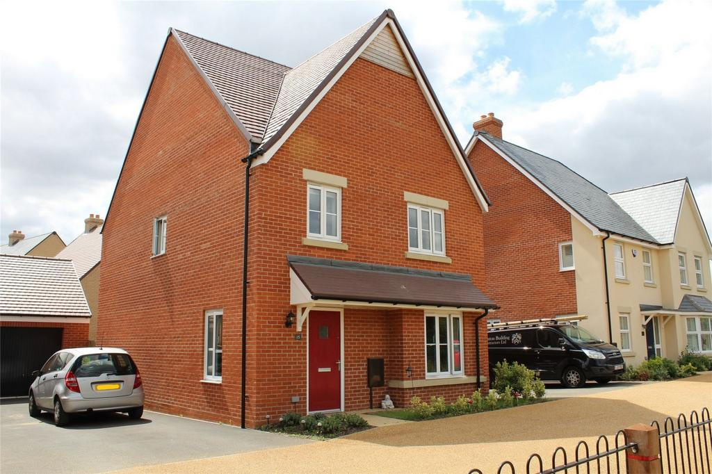 4 Bedrooms Detached House for sale in Biggleswade, Bedfordshire