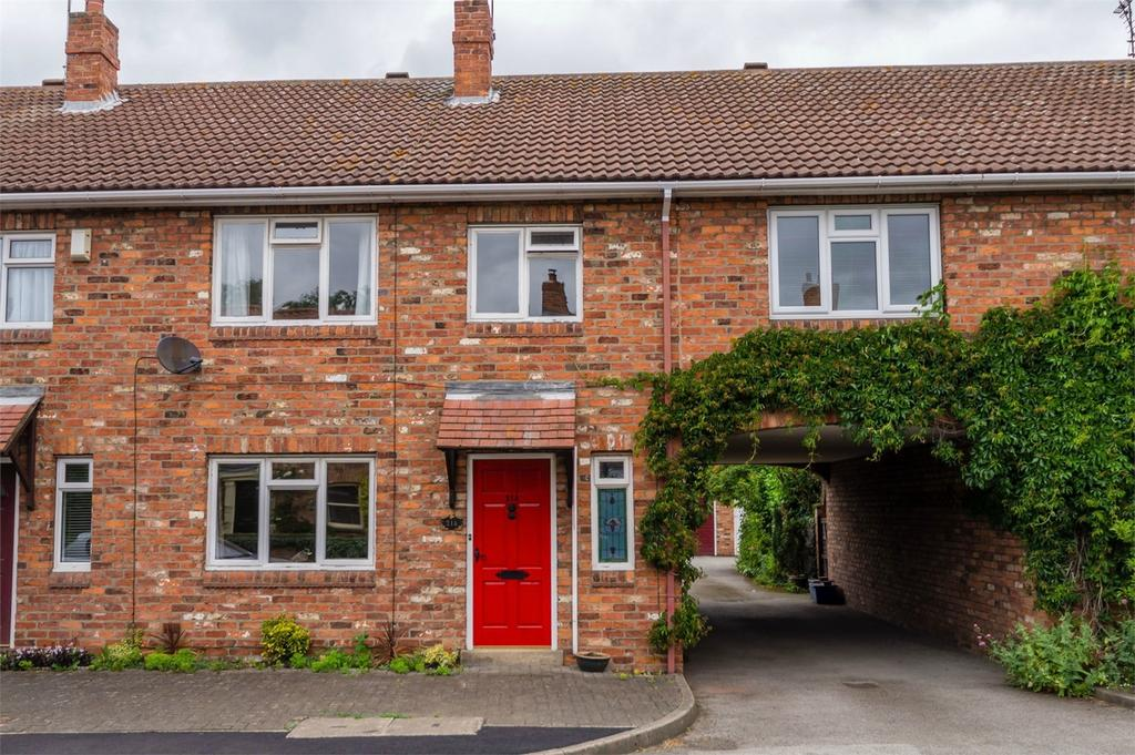 4 Bedrooms Semi Detached House for sale in 21a Thorpe Lane, Cawood, Selby, North Yorkshire