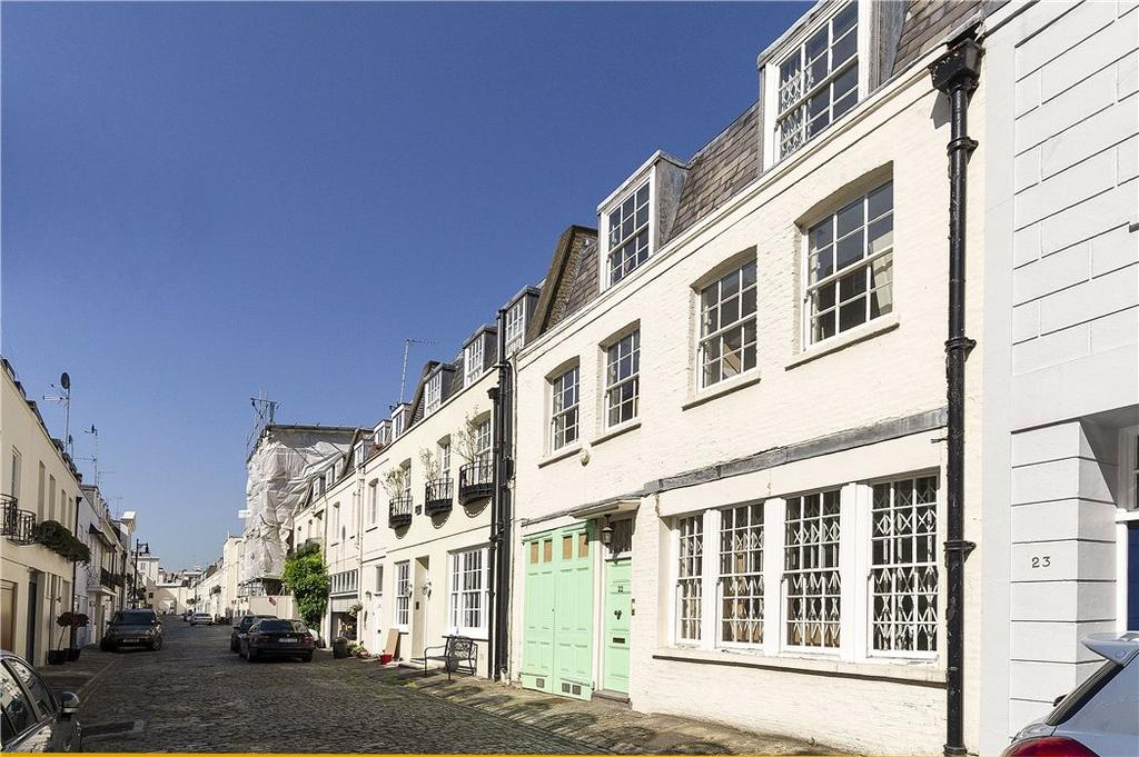 3 Bedrooms Mews House for sale in Eaton Mews North, Belgravia, London, SW1X