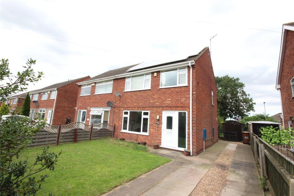 3 Bedrooms Semi Detached House for sale in Sanctuary Way, Wybers Wood, DN37