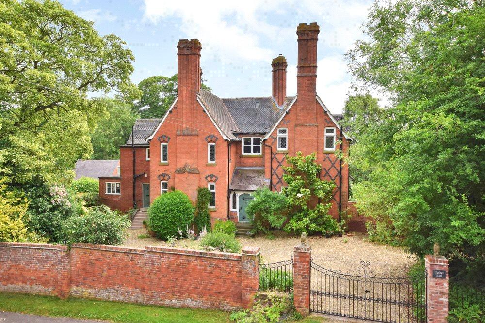 5 Bedrooms Detached House for sale in North Kilworth, Lutterworth, Leicestershire