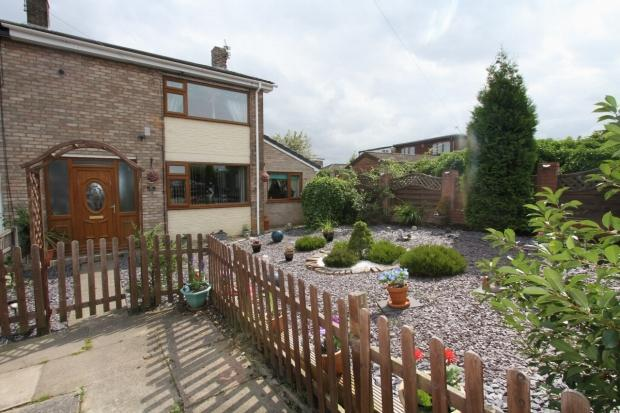 2 Bedrooms Semi Detached House for sale in Tatton Drive Ashton In Makerfield Wigan
