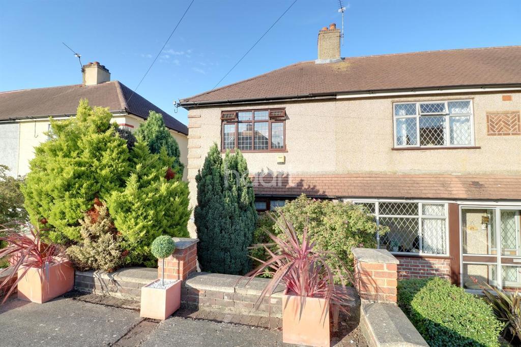 3 Bedrooms End Of Terrace House for sale in Ashen Drive, Dartford, DA1