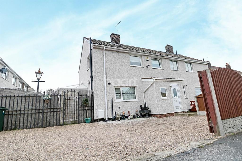 3 Bedrooms Semi Detached House for sale in The Oval, Dunscroft