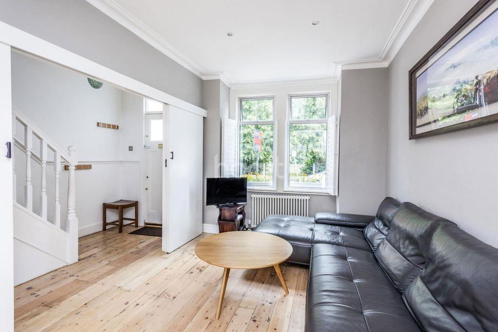 3 Bedrooms Terraced House for sale in Garfield Road, Wimbledon, SW19