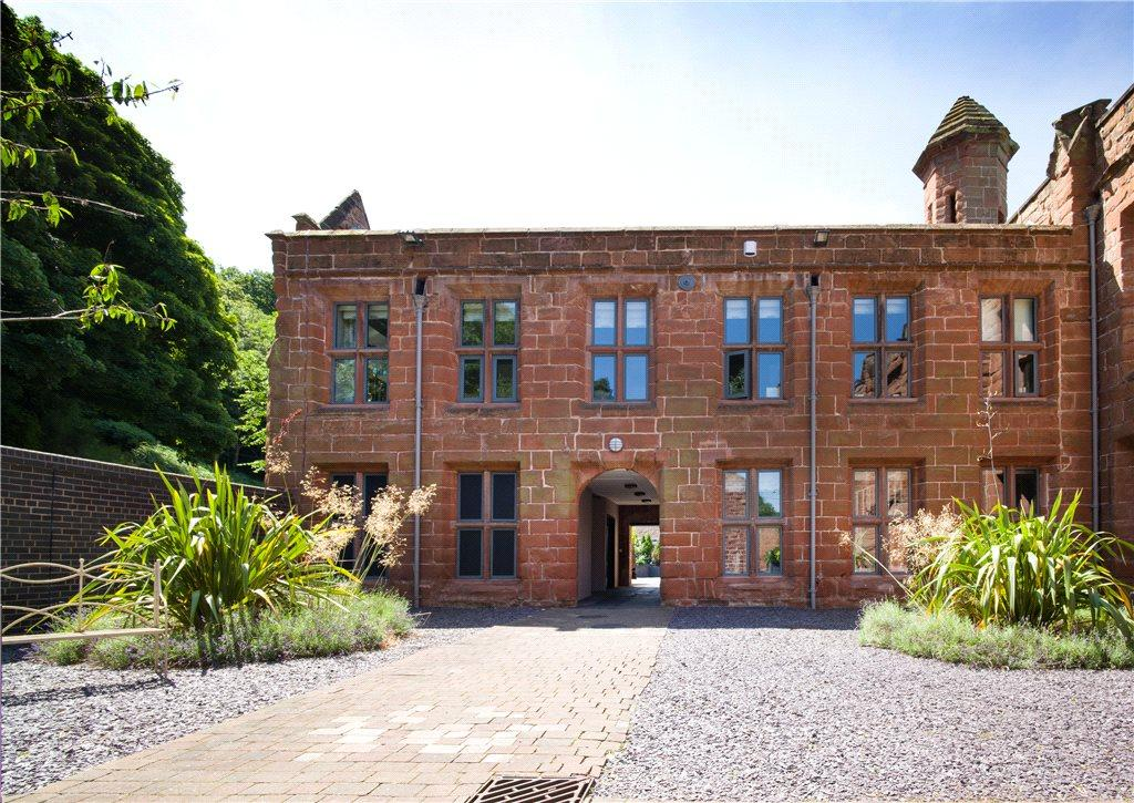 3 Bedrooms Maisonette Flat for sale in Fort Pendlestone, Telford Road, Bridgnorth, Shropshire, WV15
