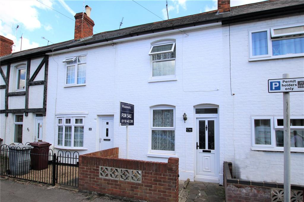 3 Bedrooms Terraced House for sale in York Road, Reading, Berkshire, RG1