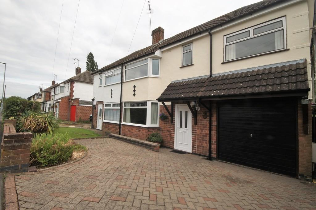 3 Bedrooms Semi Detached House for sale in Balmoral Road, Earl Shilton