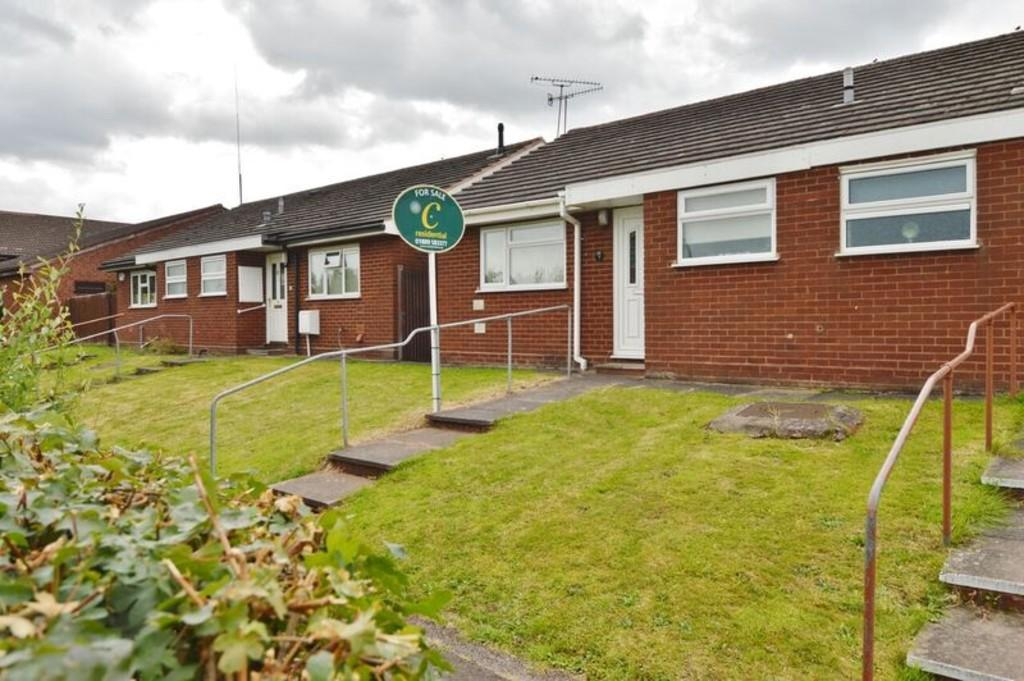 1 Bedroom Semi Detached Bungalow for sale in Frank Rogers Walk, Rugeley