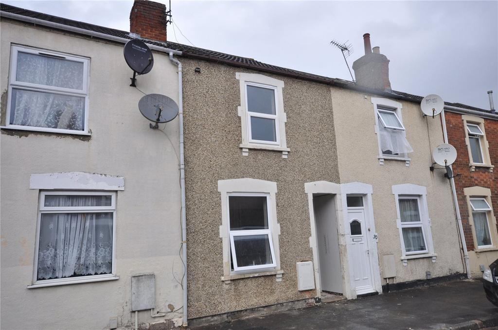 3 Bedrooms Terraced House for sale in Gooch Street, Swindon, Wiltshire, SN1