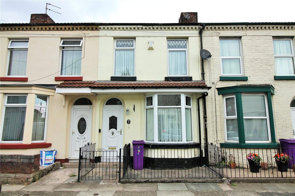 2 Bedrooms Terraced House for sale in Parkinson Road, Walton, Liverpool, L9