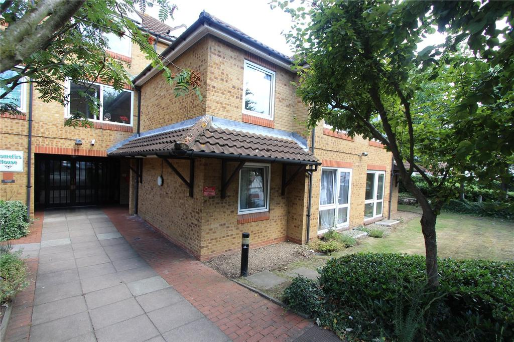 2 Bedrooms Retirement Property for sale in Homefirs House, Wembley Park Drive, Wembley, HA9