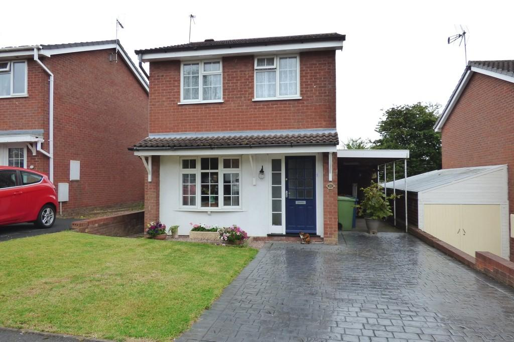 3 Bedrooms Detached House for sale in Weaver Drive, Western Downs, Stafford