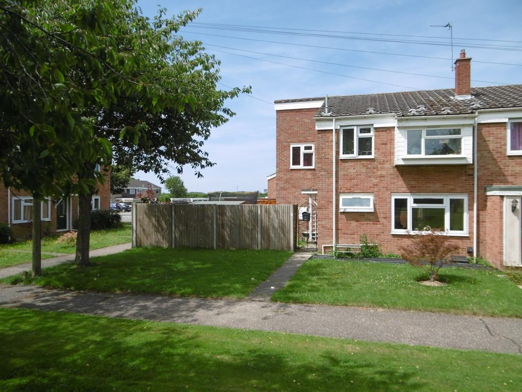 4 Bedrooms End Of Terrace House for sale in Badersfield