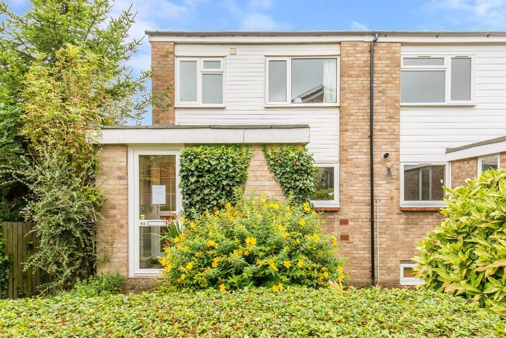 3 Bedrooms End Of Terrace House for sale in Viney Bank, Croydon, CR0 9JT
