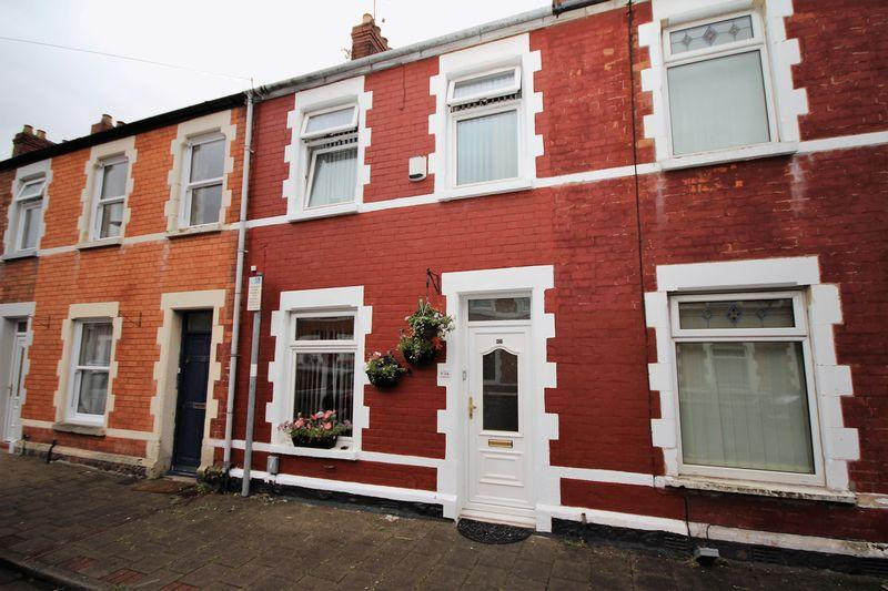 2 Bedrooms Terraced House for sale in Spring Gardens Place, Splott