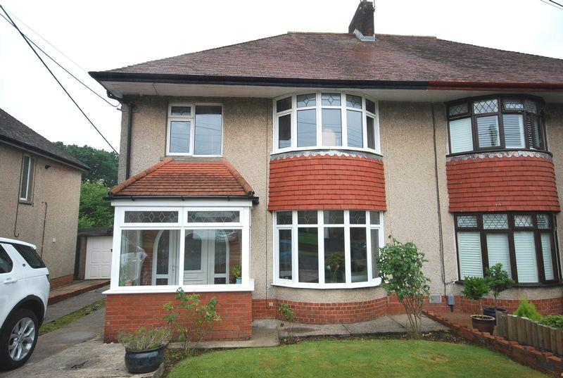 3 Bedrooms Semi Detached House for sale in 34 Tyn Yr Heol Road, Bryncoch, Neath, SA10 7EA