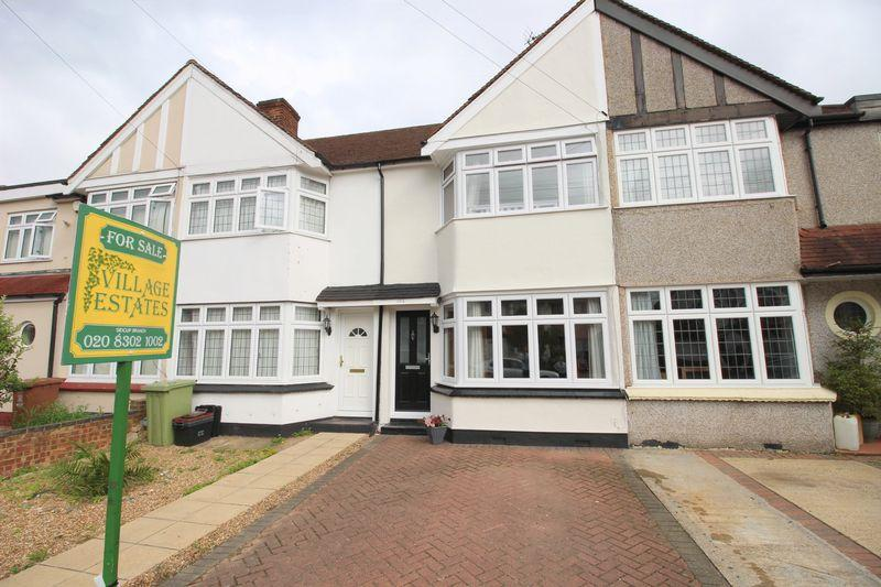 2 Bedrooms Terraced House for sale in Days Lane, Sidcup, DA15 8JS