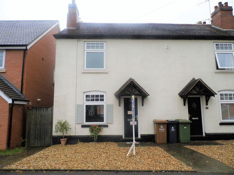 3 Bedrooms End Of Terrace House for sale in Old Town Lane, Pelsall, Walsall