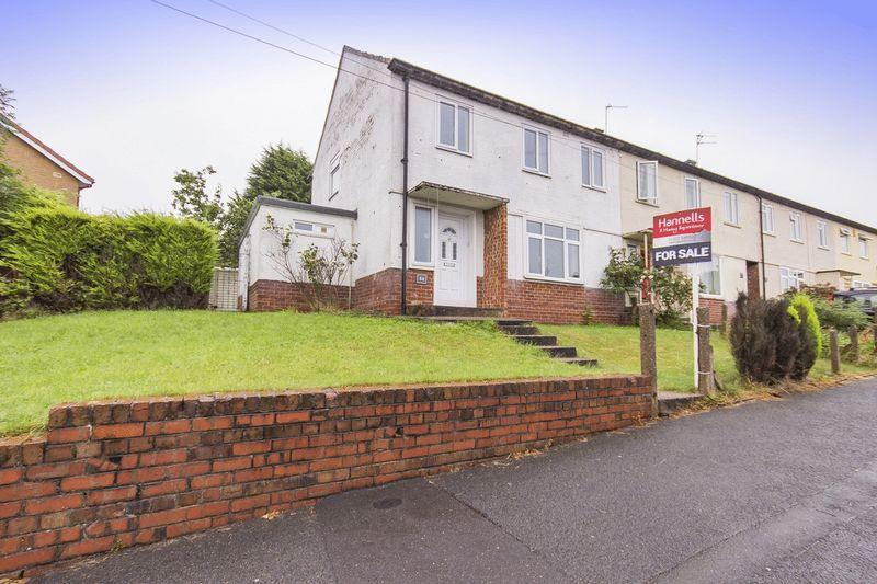 3 Bedrooms End Of Terrace House for sale in Brentford Drive, Derby