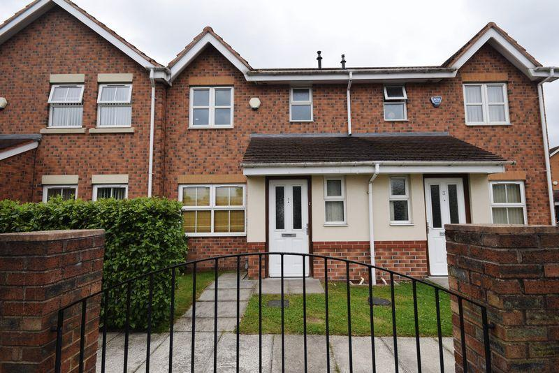 3 Bedrooms Town House for sale in Brierley Terrace, Widnes