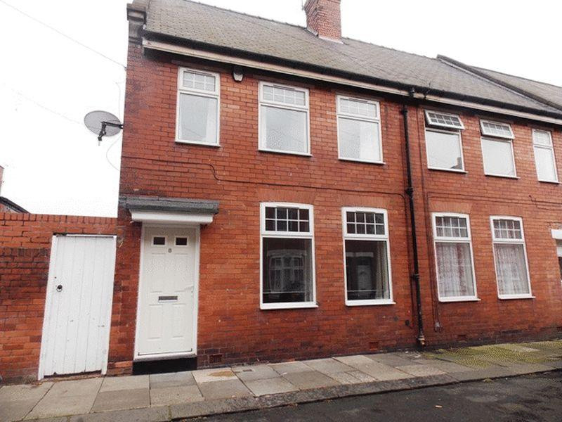 3 Bedrooms End Of Terrace House for sale in Oxford Street, Blyth - Three Bed End Terrace House