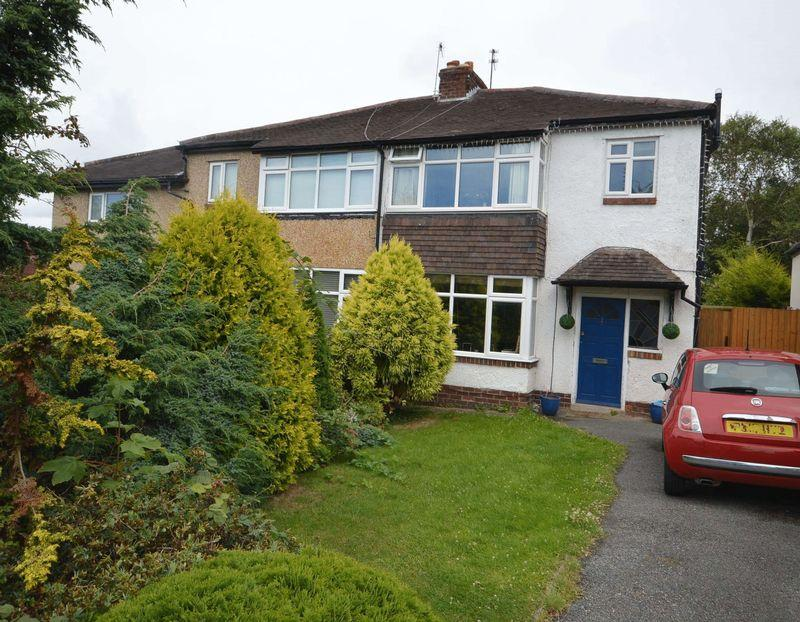 3 Bedrooms Semi Detached House for sale in Hillside Road, West Kirby