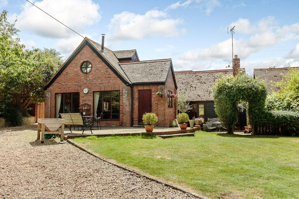 5 Bedrooms Detached House for sale in Black Horse Farm, North Road, BALDOCK, SG7