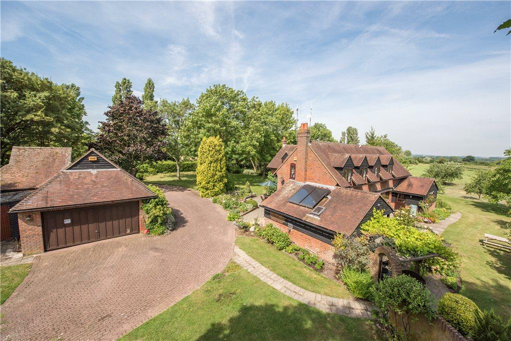 5 Bedrooms Detached House for sale in Skittle Green, Bledlow, Princes Risborough, Buckinghamshire