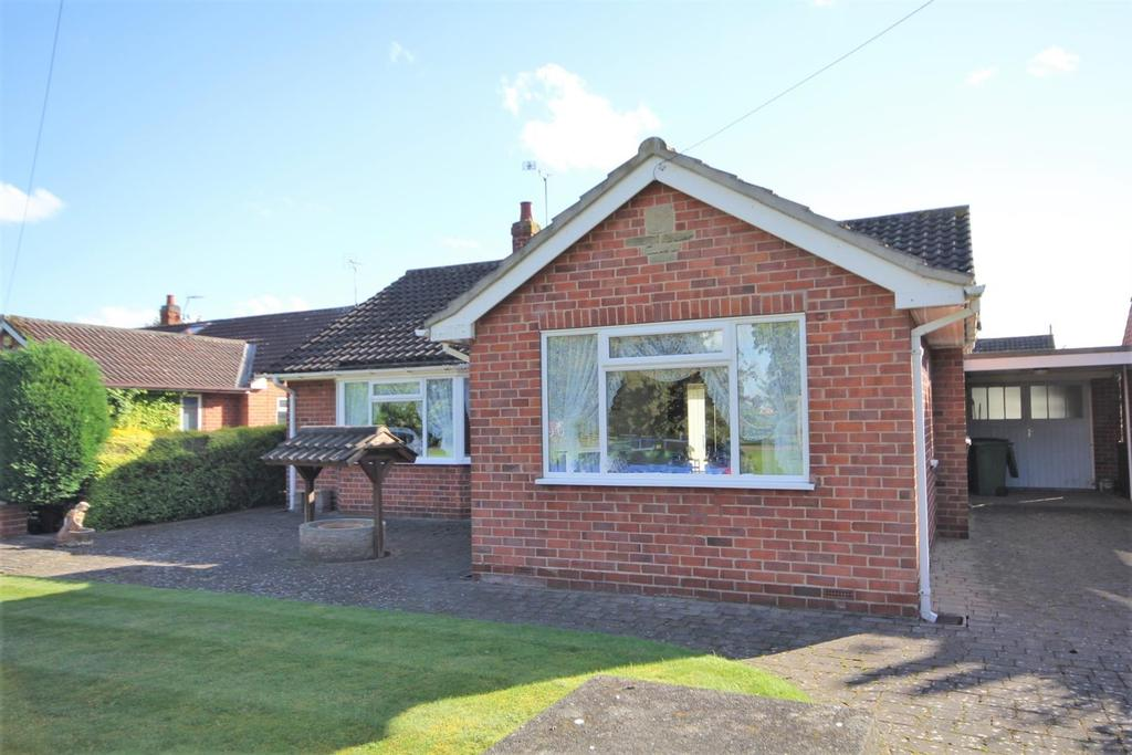3 Bedrooms Detached Bungalow for sale in Greenside, Dunnington, York, YO19