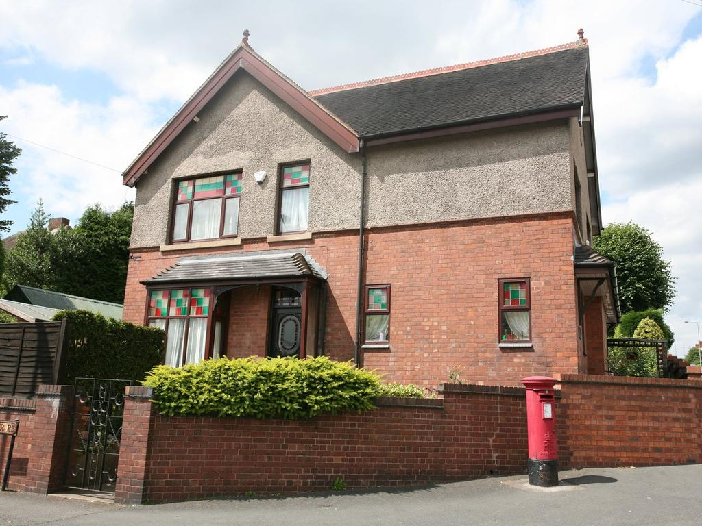 4 Bedrooms Detached House for sale in The Old Post Office, 40 Hill Street, Hednesford, WS12 1DJ