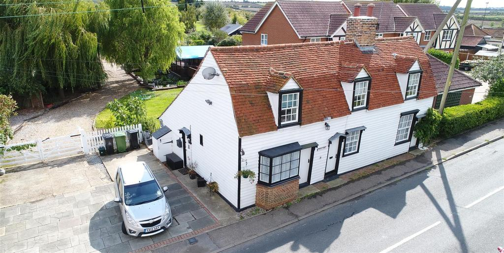 4 Bedrooms Detached House for sale in The Street, Steeple